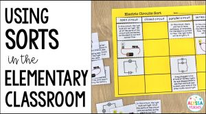 Using Sorts in the Elementary Classroom