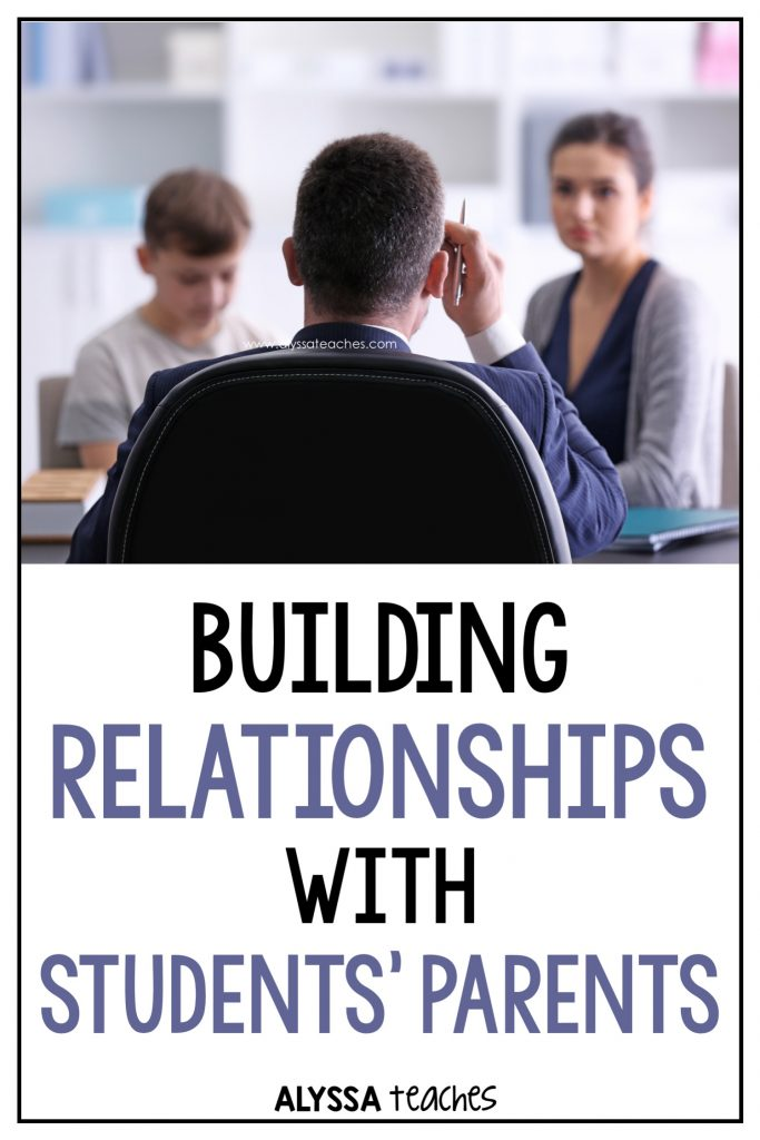 If you're a teacher, you'll love these tips on how to develop a positive relationship with your students' parents and guardians.