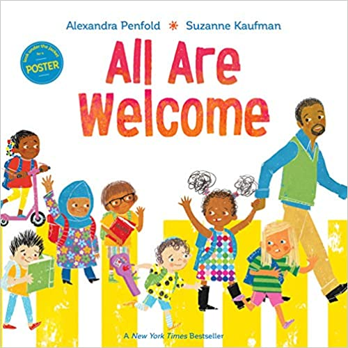 back to school book: All Are Welcome
