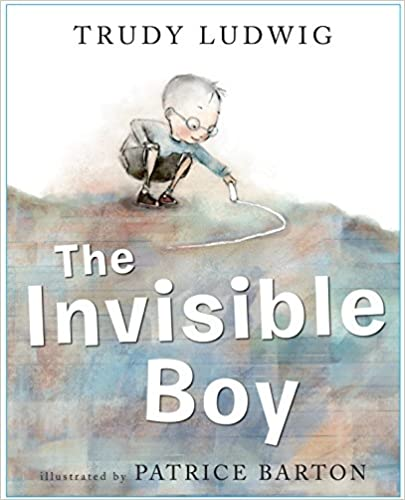 back to school read alouds for 4th grade: The Invisible Boy