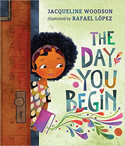 back to school book: The Day You Begin