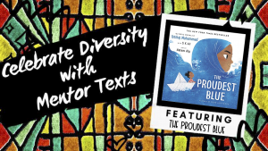 Grab a free lesson plan and printable resource to teach conflict and resolution with the mentor text, The Proudest Blue!