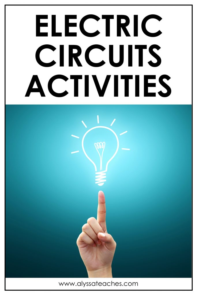 Kids love learning about electricity, and using hands-on activities to learn about different types of electric circuits will be something they'll remember!