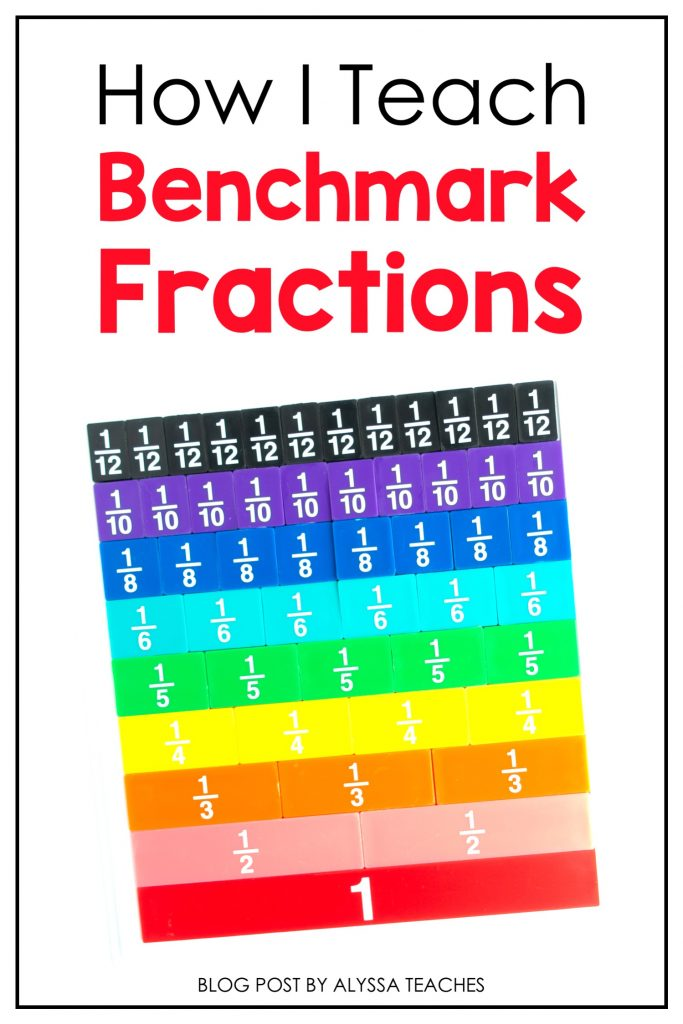 Teaching students to compare fractions? Get started planning a benchmark fractions lesson with these ideas and free resources from Alyssa Teaches!