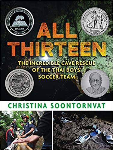 Nonfiction fans will love discussing the collaboration that takes place in All Thirteen.