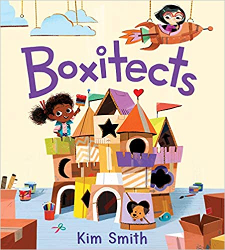 Boxitects is a fun way to introduce collaboration in your STEM lab or makerspace!