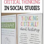 history critical thinking skills