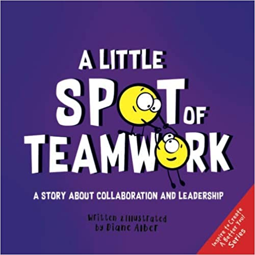 I love A Little Spot of Teamwork to look at leadership and conflict resolution in the classroom.